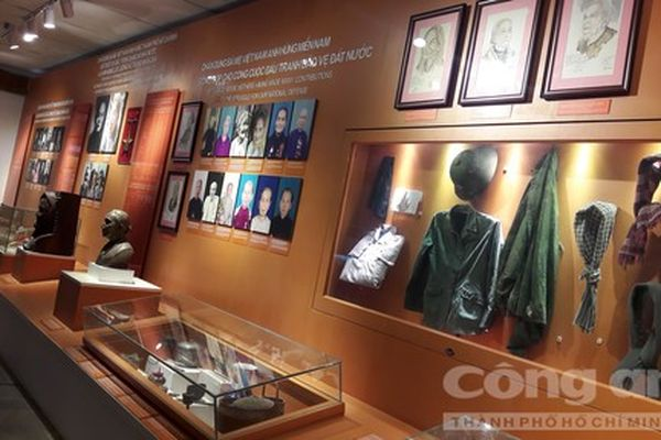 Bảo tàng Phụ nữ Nam bộ ứng dụng giải pháp bảo tàng thông minh