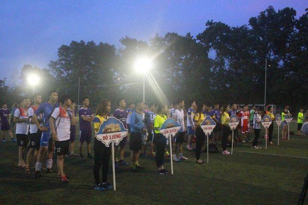 Giải bóng đá thường niên cộng đồng người Nghệ-Tĩnh tại Huế