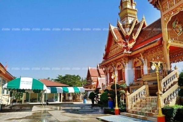 Gia đình Á hậu tử nạn do rơi máy bay làm lễ tưởng niệm tại chùa