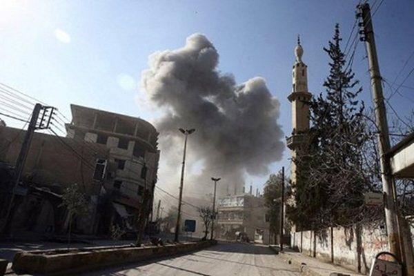 Trụ sở quân đội Nga ở Syria phát nổ, 7 quân nhân tử nạn