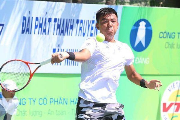 Chung kết Việt Nam F5 Futures: Lý Hoàng Nam tiếp tục bại trận trước Safiullin