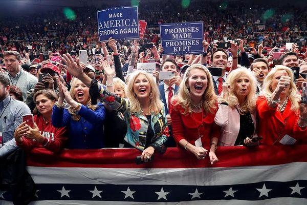 Nước Mỹ 'nóng rực' trước giờ bầu cử Quốc hội giữa kỳ