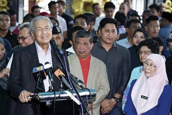Malaysia với tham vọng 'Con hổ châu Á'