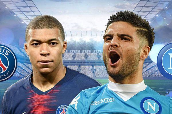 Napoli - Paris Saint-Germain: Đối đầu không khoan nhượng