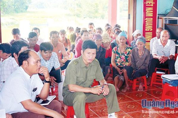 Nét mới trong phát triển đảng viên ở Ba Vinh