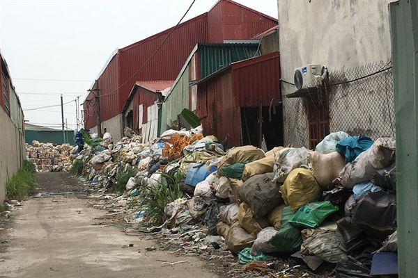 Ô nhiễm làng nghề - 'căn bệnh nan y' ở Phan Bôi