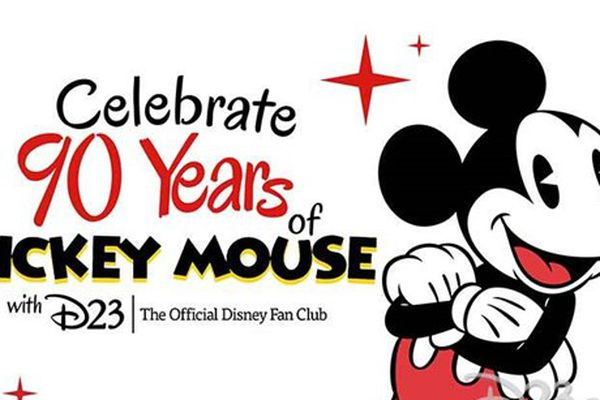 Walt Disney tổ chức sinh nhật 90 tuổi cho chú chuột Mickey