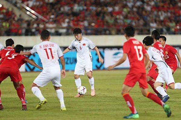 AFF Cup bảng A: Chủ nhà không gây được bất ngờ