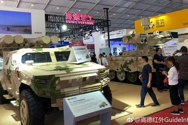 Lưu ý vũ khí công ty tư nhân Trung Quốc chế tạo