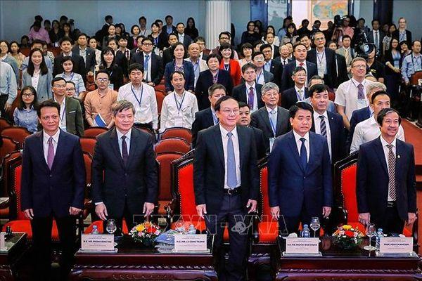 Khai mạc Diễn đàn Hà Nội 2018