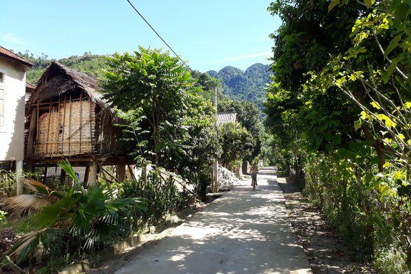 Bài 2: Bản sắc văn hóa của làng mới