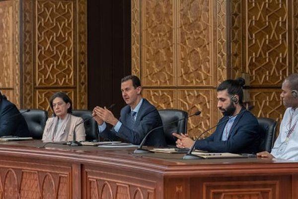 Tổng thống Syria Assad sửa đổi luật tài sản gây tranh cãi