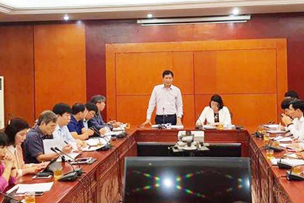 Rà soát công tác chuẩn bị tổ chức Đại hội Thể thao toàn quốc lần thứ VIII