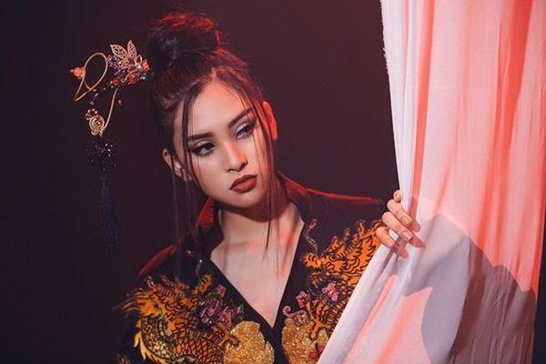Tiểu Vy mang 'Lạc trôi' đến Miss World 2018