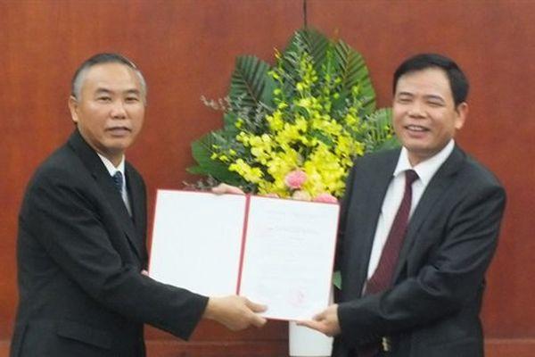Thủ tướng bổ nhiệm Thứ trưởng Bộ NN&PTNT