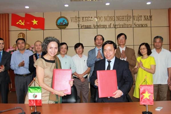 Việt Nam - Mexico hợp tác nghiên cứu nông nghiệp