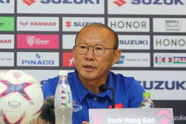 HLV Park Hang-seo: Tôi đã lên đấu pháp cho trận gặp Malaysia