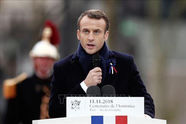 Pháp và Facebook hợp tác chống nội dung kích động thù hận trên mạng xã hội