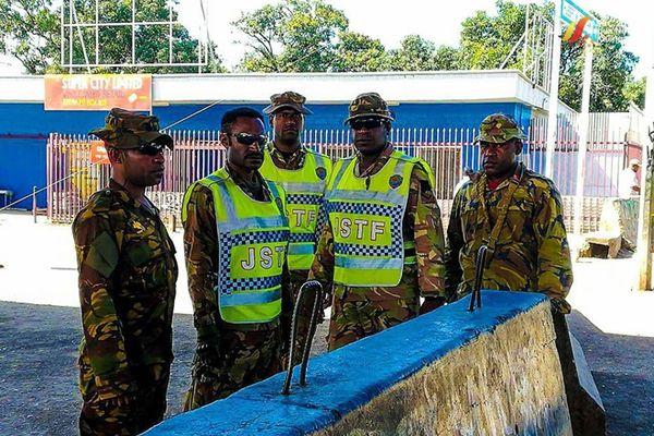 Papua New Guine thắt chặt an ninh trước Hội nghị Thượng đỉnh APEC