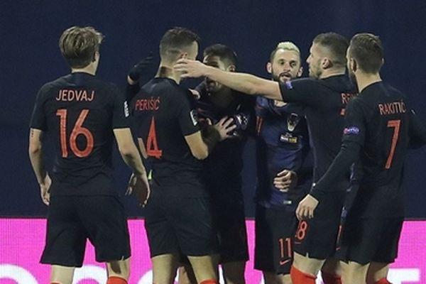 Croatia 3-2 Tây Ban Nha: Rượt đổi tỷ số nghẹt thở