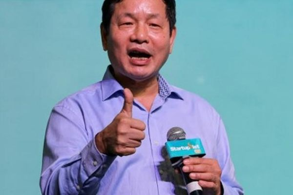 Chủ tịch FPT: Khởi nghiệp là không sợ hãi, có khát vọng lớn và làm việc cật lực