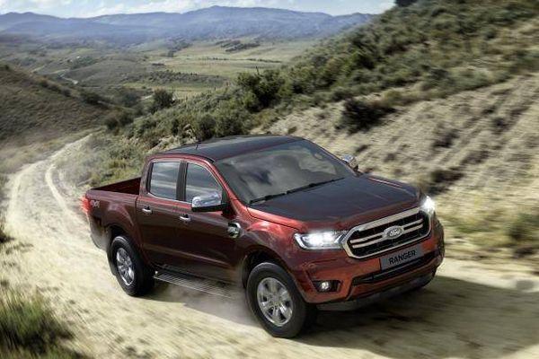 Ford Việt Nam công bố giá bán hai phiên bản Ranger 2018