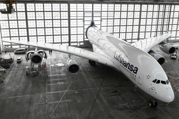 Sáng kiến xây dựng nhà chứa máy bay cỡ 'khủng' của Đức