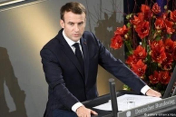 Tổng thống Macron hối thúc lập liên minh Pháp - Đức