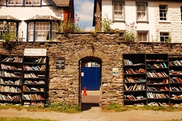 Thị trấn sách Hay-on-Wye