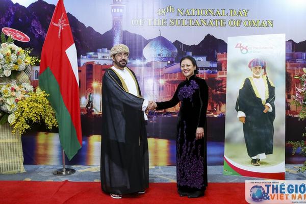 Cơ hội hợp tác Việt Nam - Oman là rất lớn và đầy hứa hẹn