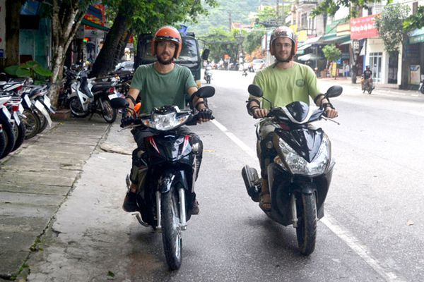 Đà Nẵng sẽ xử lý nghiêm người nước ngoài vi phạm trật tự an toàn giao thông