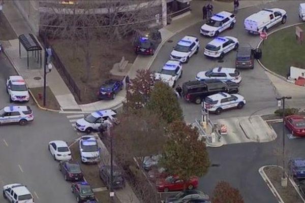 Xả súng bệnh viện ở Chicago, 4 người thiệt mạng