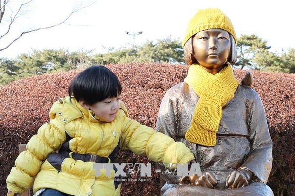 Hàn Quốc giải thể quỹ 'hỗ trợ cho nạn nhân là phụ nữ mua vui' do Nhật Bản tài trợ