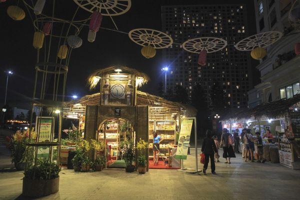 Khai mạc Hội chợ Đặc sản vùng miền Việt Nam