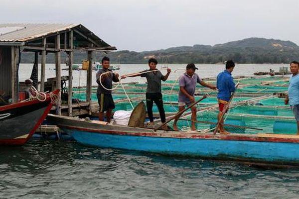 TP. Cam Ranh di dời hơn 1.000 dân ra khỏi khu vực xung yếu