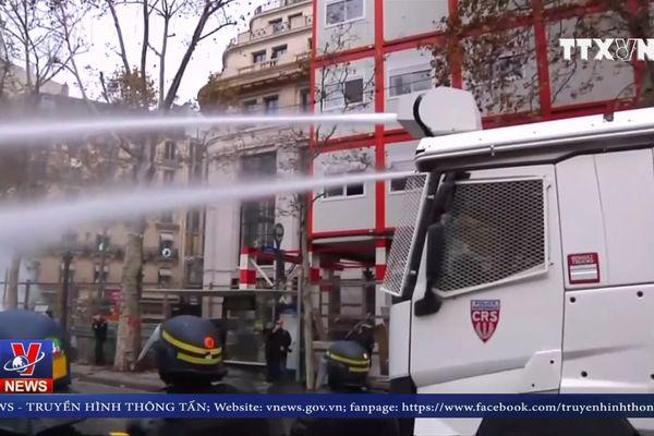 Pháp tăng cường bảo đảm an ninh