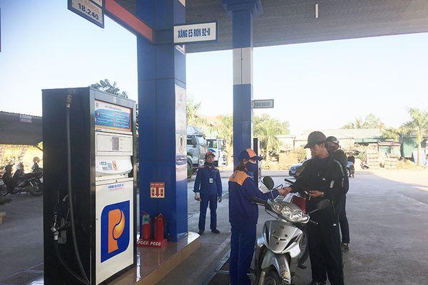 Điều chỉnh mạng lưới cửa hàng và kho xăng dầu: Góp phần đáp ứng yêu cầu phát triển