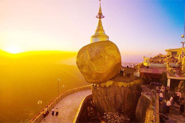 Chiêm ngưỡng những ngôi chùa có kiến trúc độc đáo nhất thế giới