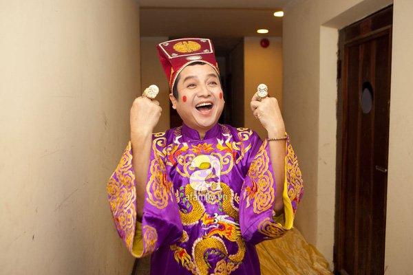 Thực hư thông tin NSƯT Chí Trung tái xuất trong Táo Quân 2019