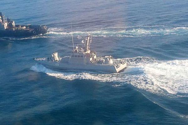 Nga phát hiện lượng lớn vũ khí, tài liệu bí mật trên tàu hải quân Ukraine bị bắt giữ