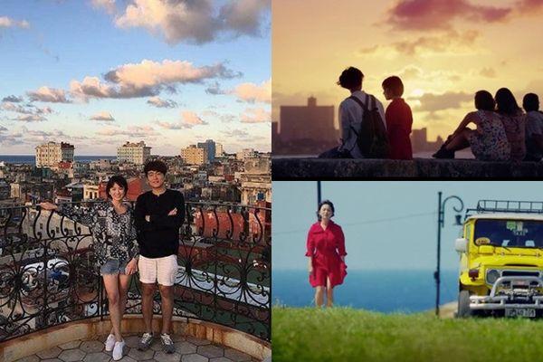Mới lên sóng tập đầu, 'Encounter' của Song Hye Kyo đã khiến khán giả bấn loạn vì Cuba trong phim quá đẹp
