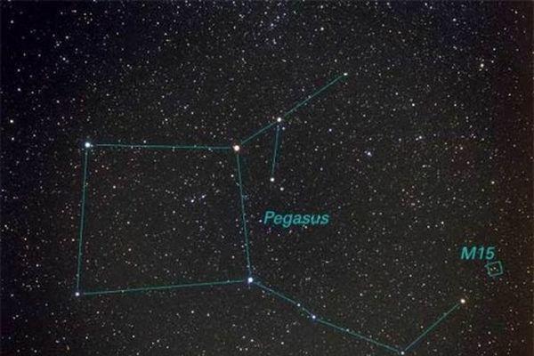 Thông tin bất ngờ liên quan chòm sao Pegasus 'ngựa có cánh'