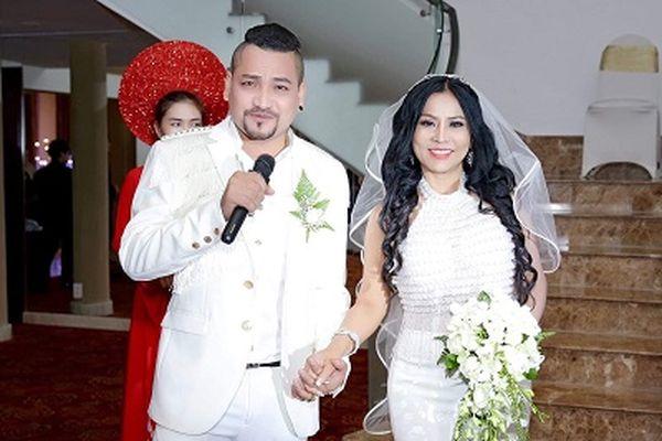 Hoa hậu Lý Nhã Lan bất ngờ tổ chức đám cưới với ca sĩ Thạch Sớt
