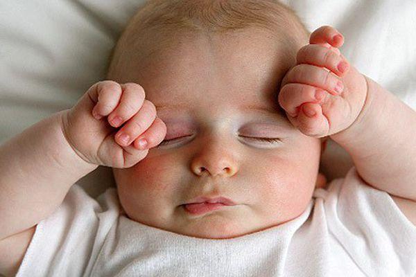 'Thuốc trị' chứng đột tử khi ngủ ở trẻ em