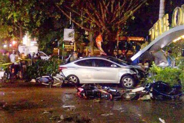 Truy tố thanh niên sử dụng ma túy lái ôtô tông chết 2 nữ sinh