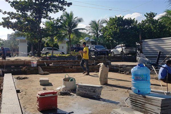 Đà Nẵng: Bỏ hàng tỷ đồng mở đường cho dân xuống biển