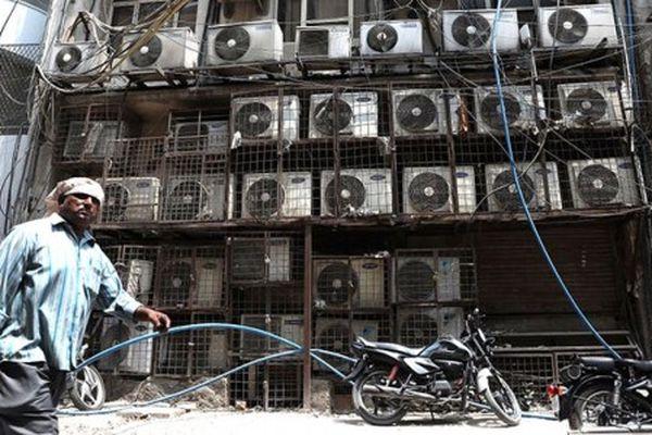 Dân Ấn Độ xài máy lạnh, thế giới nóng hơn?
