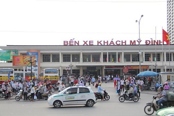 Hà Nội thông qua quy hoạch bến xe