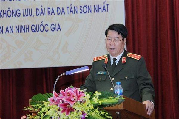 Sân bay Nội Bài, Tân Sơn Nhất là công trình trọng điểm an ninh