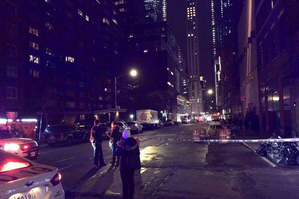 Trụ sở CNN ở New York sơ tán khẩn cấp vì đe dọa đánh bom